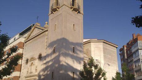 Parroquia de San Claudio